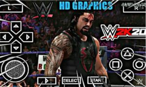 wwe 2k20 ppsspp iso download