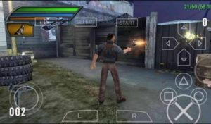 dead to rights reckoning ppsspp game download