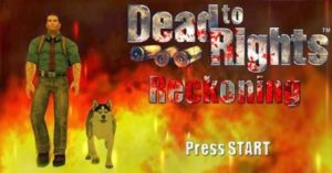 dead to rights reckoning ppsspp download