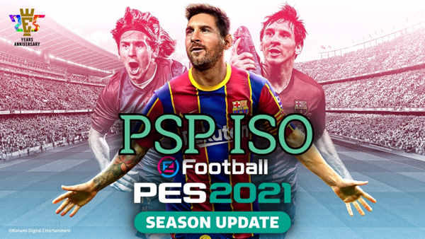 PES 2021 iso